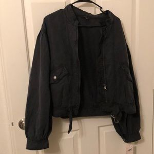 Size M Free People Poet Moto jacket